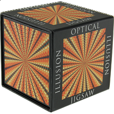 Optical Illusion Jigsaw 10