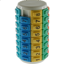 Eni Puzzle - Mini Numbers Pastel - More Puzzles