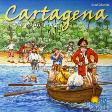 Cartagena 2: The Pirate's Nest - Board Games