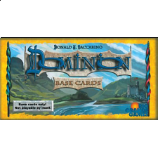Dominion: Base Cards - Games & Toys