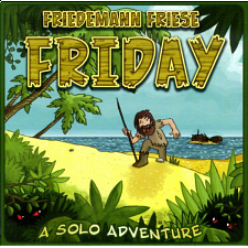 Friday: A Solo Adventure - Games & Toys