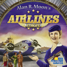 Airlines Europe - Board Games