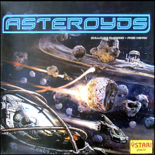 Asteroyds - Board Games