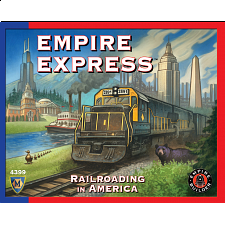 Empire Express - Board Games