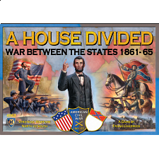 A House Divided - 4th Edition - Board Games