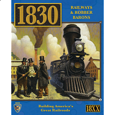 1830 North East US - 2nd Edition - Board Games
