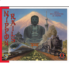 Nippon Rails - 2nd Edition - Family Games