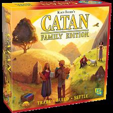 Catan: Family Edition -