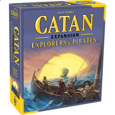 Catan Expansion: Explorers & Pirates - Search Results