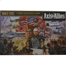 Axis & Allies - 1942 Second Edition - Strategy Games