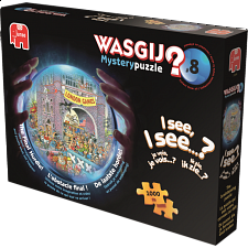 Wasgij Mystery #8: The Final Hurdle - Wasgij