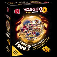 Wasgij Original #5: Late Booking