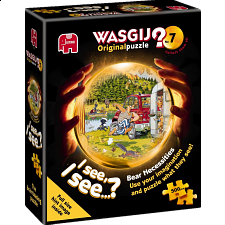 Wasgij Original #7: Bear Necessaties - Wasgij