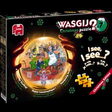 Wasgij Christmas #7: A Christmas Stuffing