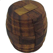 Beer Barrel - Other Wood Puzzles