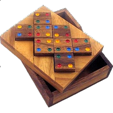 Color Match 8 Piece - Other Wood Puzzles