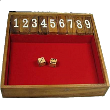 Shut The Box - Search Results
