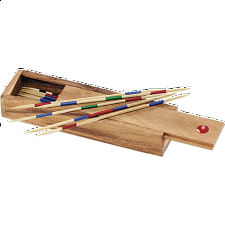 Pick Up Sticks - Wood Games