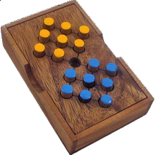 Switch Eight - Other Wood Puzzles