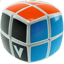 V-CUBE 2 Pillow (2x2x2): White - Rubik's Cube & Others