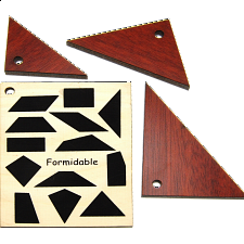 Formidable - Wood Puzzles
