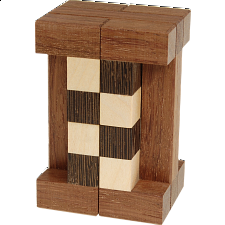 Hourglass - European Wood Puzzles