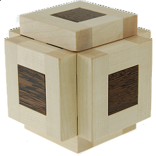 Coaxial - European Wood Puzzles