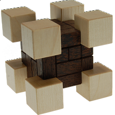Crystal 2 - Wood Puzzles