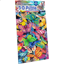 3D Butterfly - Search Results