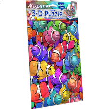 3D Clownfish - Search Results