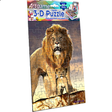 3D Lion - Search Results