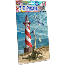 3D Lighthouse - 3D