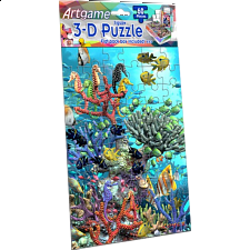 3D Waterworld
