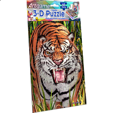 3D Tiger - Search Results