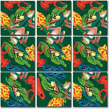 Scramble Squares - Frogs -