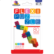 Flexi Puzzle - Plastic Interlocking Puzzles