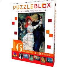 Puzzle Blox - 6 Sided Fine Art - Multi-Sided