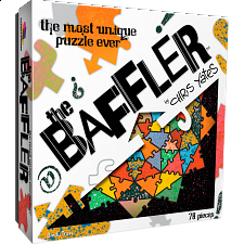 The Baffler - Bindu Truss - Jigsaws