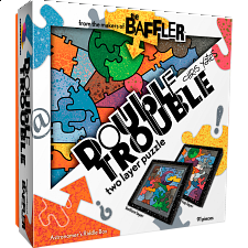 Double Trouble - Astronomer's Riddle Box - Jigsaws