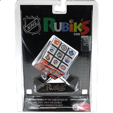 Rubik's Cube (3x3x3) NHL - 7 Canadian Teams - Rubik's Cube & Others