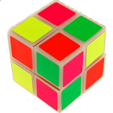 R Cube - 4 Color Scrambler - Search Results