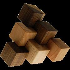 Three-piece Pyramid -