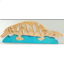 Platypus - Wooden Jigsaw - Search Results