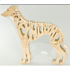 Greyhound Dog - Wooden Jigsaw - Search Results