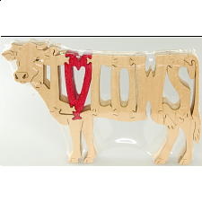 I Love Cows - Wooden Jigsaw - Search Results