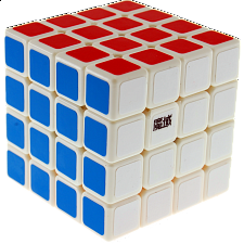 WeiSu 4x4x4 - White Body for Speed-cubing - Other Rotational Puzzles