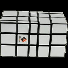 Siamese Mirror Cube - White Labels -
