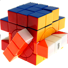 3x3x5 Super Trio-Cube with Evgeniy logo - Stickerless - Search Results