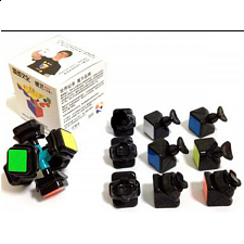WeiLong 3x3x3 Cube Version II  DIY Kit - Black Body - Search Results