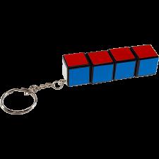 1x1x4 Rotational Keychain